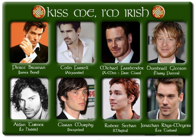 kisstheirish